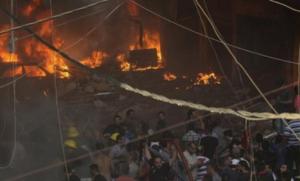 Lebanon carnage