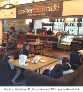 Kosher cafe