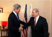 Netanyahu and Kerry