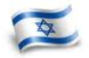 Tiny Israeli Flag